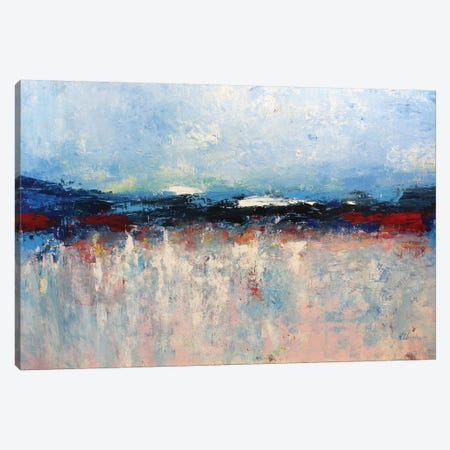 Contrast In Nature II Canvas Print #DZH78} by Radiana Christova Art Print