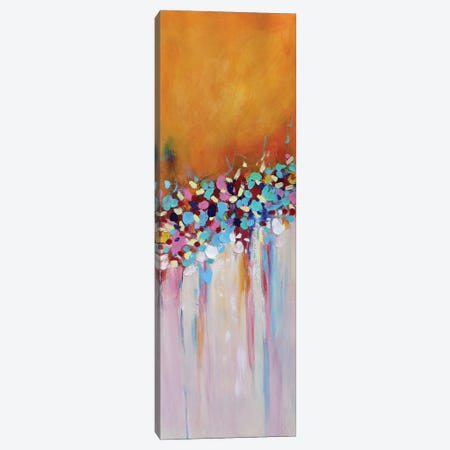 Abstract Garden V Canvas Print #DZH7} by Radiana Christova Canvas Print