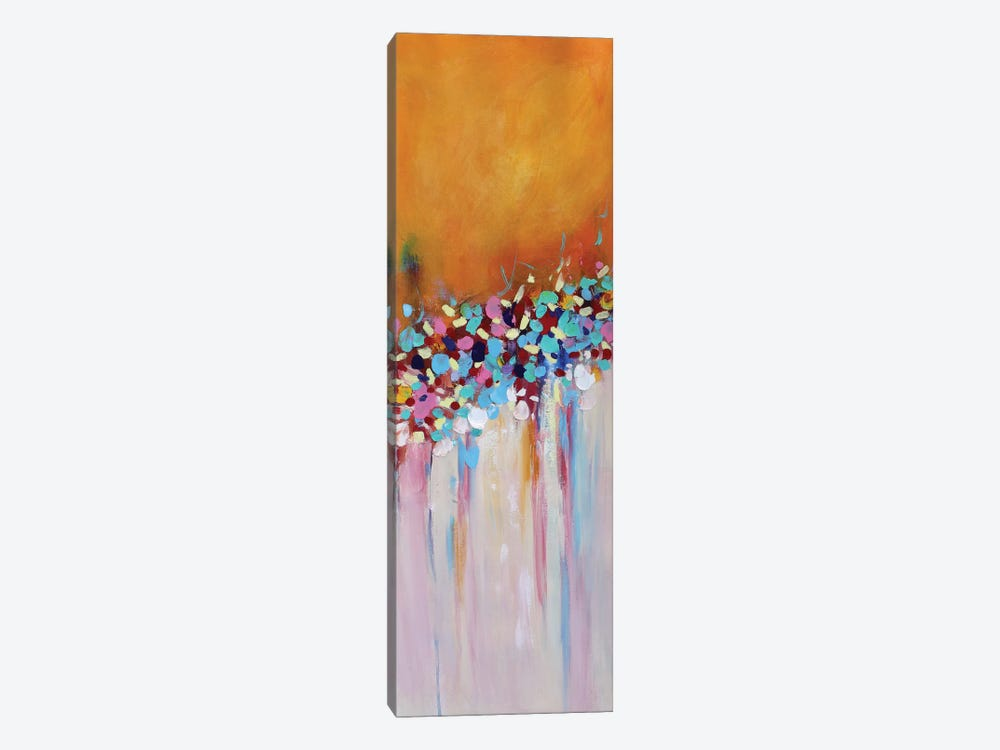 Abstract Garden V by Radiana Christova 1-piece Canvas Art Print