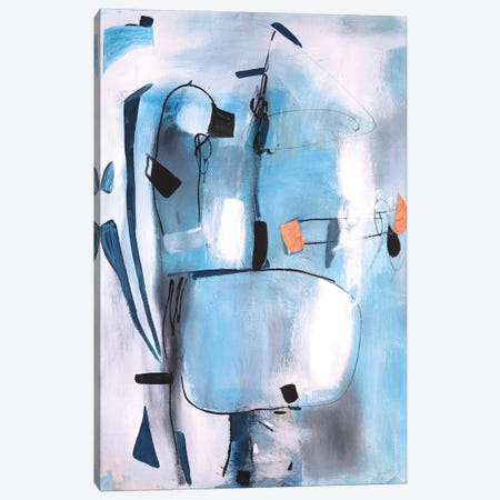 Under Water Canvas Print #DZH83} by Radiana Christova Canvas Art