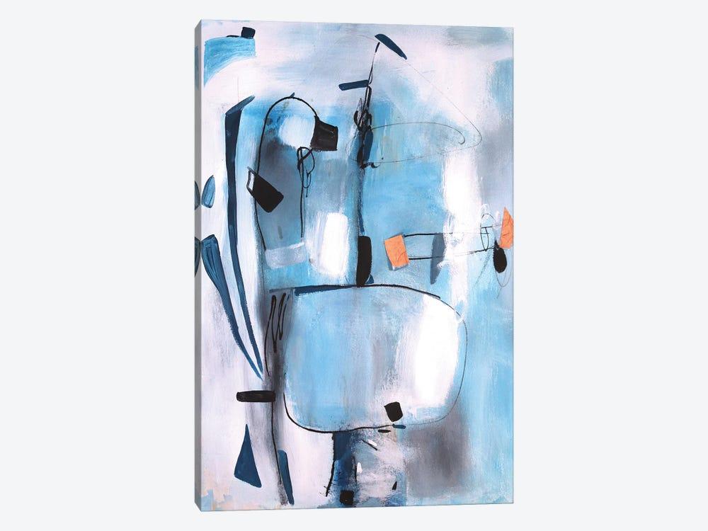 Under Water by Radiana Christova 1-piece Canvas Art
