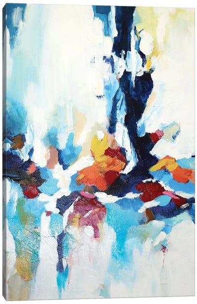 Abstract Garden VII Canvas Art Print