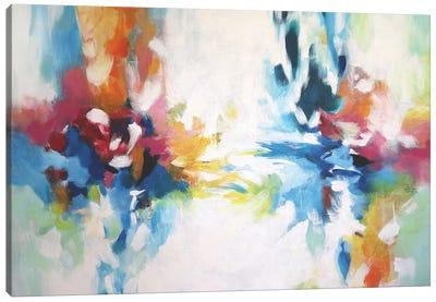 Abstract Garden VIII Canvas Art Print
