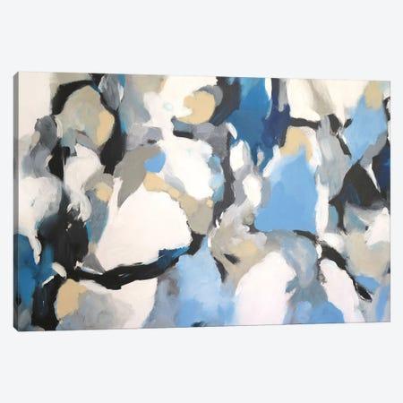 Blue Utopia II Canvas Print #DZH91} by Radiana Christova Canvas Art Print