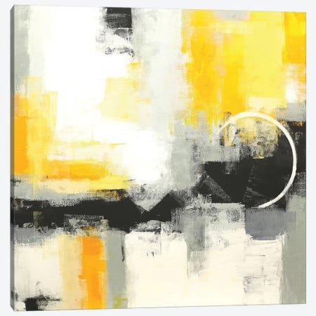 Fresh Start I Canvas Print #DZH92} by Radiana Christova Art Print