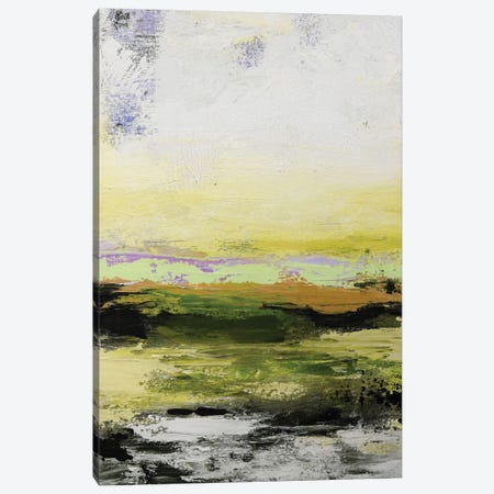 Abstract Landscape XIV Canvas Print #DZH9} by Radiana Christova Canvas Art