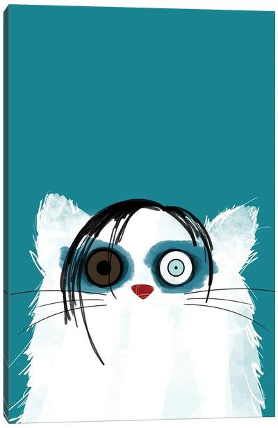 Cat Manson Canvas Art Print