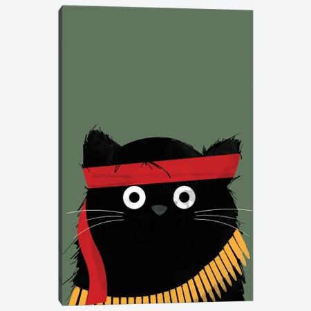 Cat Rambo Canvas Print #DZL18} by Doozal Canvas Art Print
