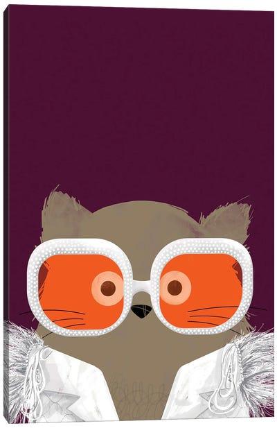 Cat Elton Canvas Art Print