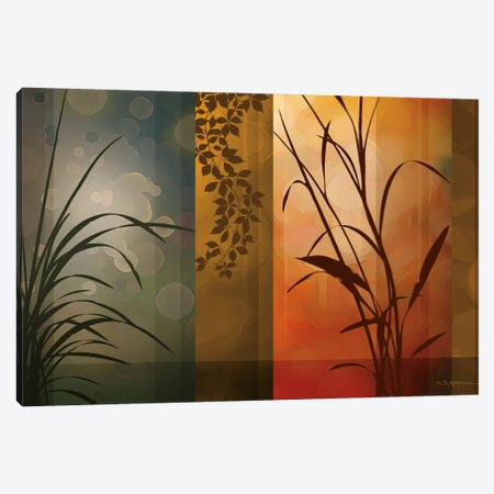 Dusk To Dawn Canvas Print #EAP26} by Edward Aparicio Art Print