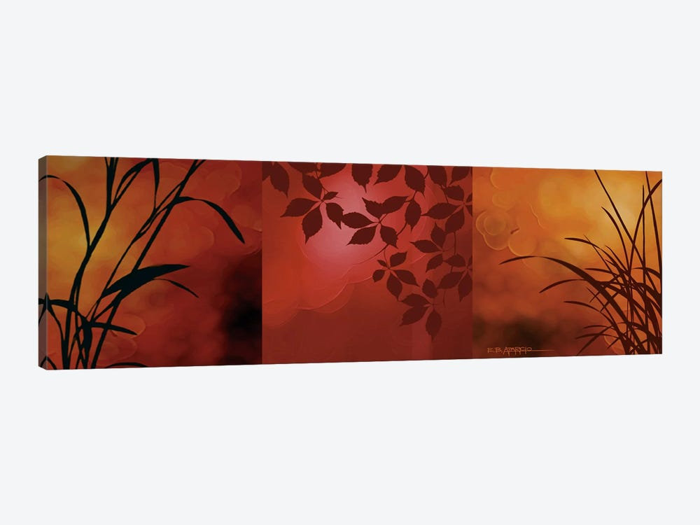 Views Of Nature I by Edward Aparicio 1-piece Canvas Artwork