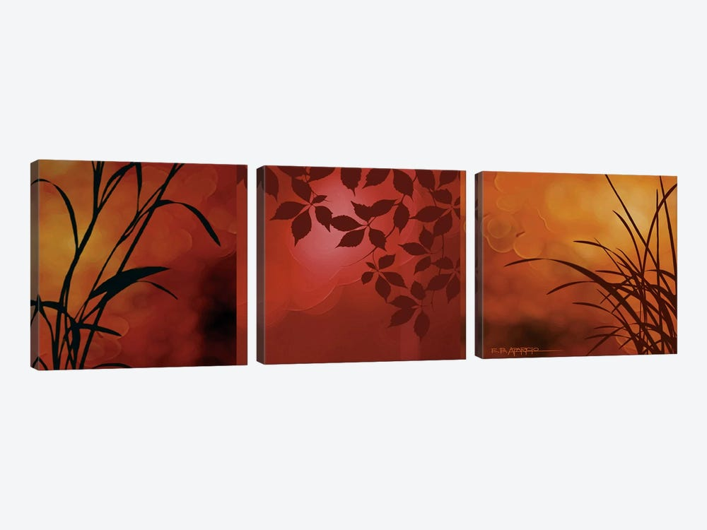 Views Of Nature I 3-piece Canvas Artwork