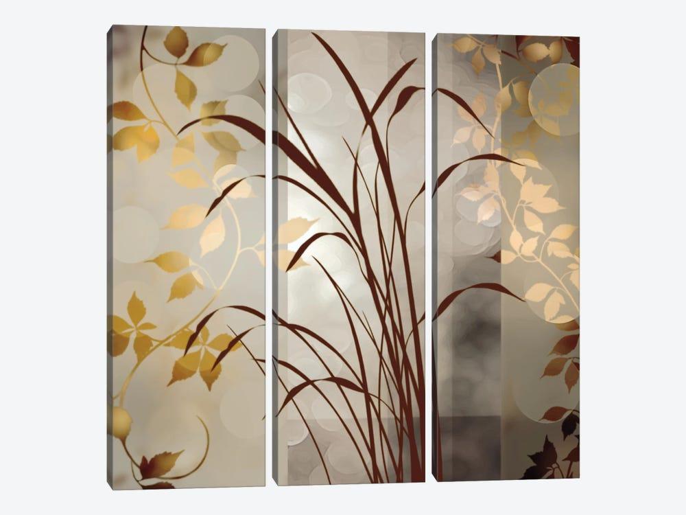 A Gentle Breeze II by Edward Aparicio 3-piece Canvas Art