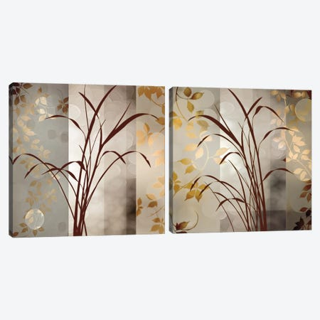 A Gentle Breeze Diptych Canvas Print Set #EAP2HSET001} by Edward Aparicio Canvas Wall Art