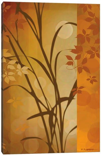 Autumn Sunset I Canvas Art Print