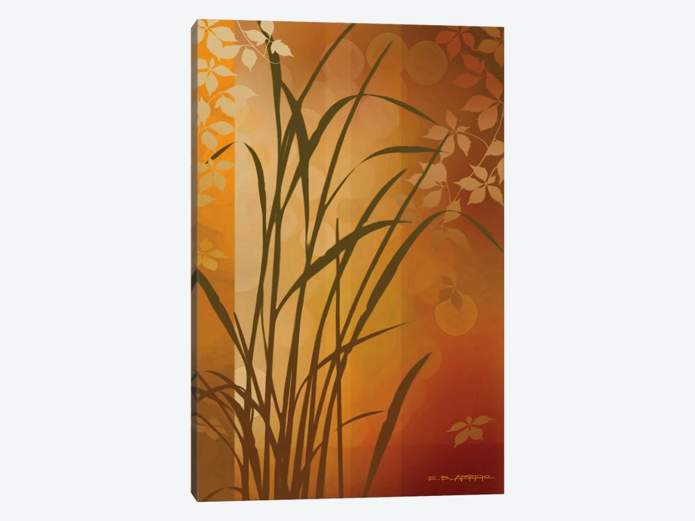Autumn Sunset II by Edward Aparicio 1-piece Canvas Artwork
