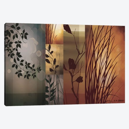 Autumnal Equinox Canvas Print #EAP7} by Edward Aparicio Canvas Artwork