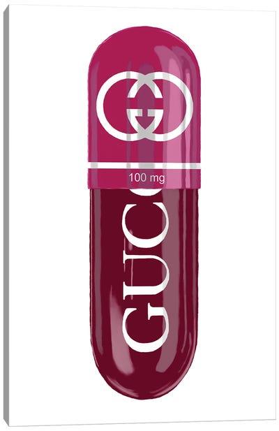 Gucci 100MG Canvas Art Print