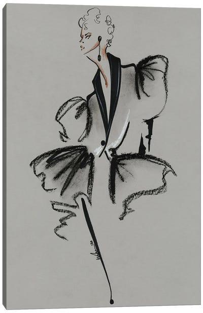 Alexander McQueen Spring Summer 2020 Canvas Art Print