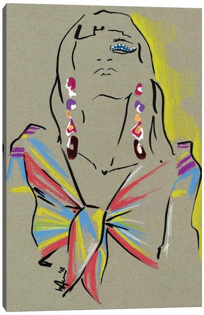 Moschino Circus Canvas Art Print