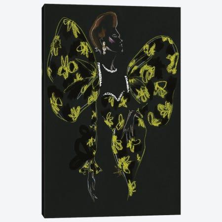Richard Quinn Spring Summer 2020 Canvas Print #EAZ23} by Elly Azizian Canvas Wall Art