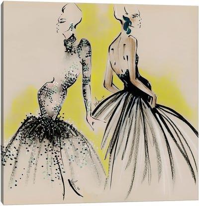 Schiaparelli Haute Couture Canvas Art Print