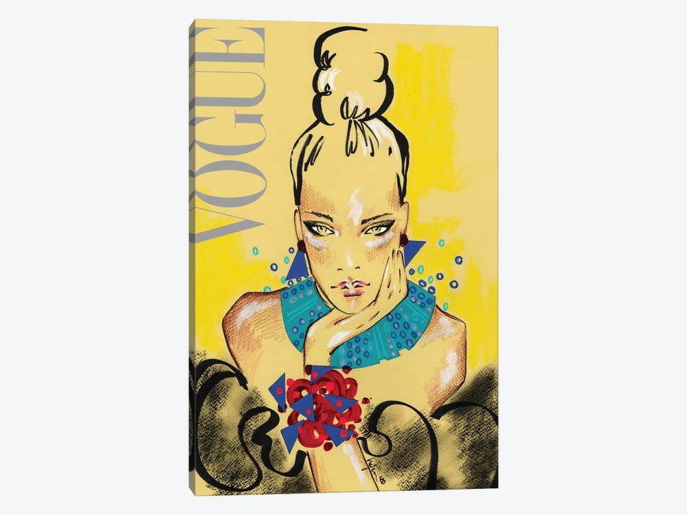Vogue Italia by Elly Azizian 1-piece Canvas Art