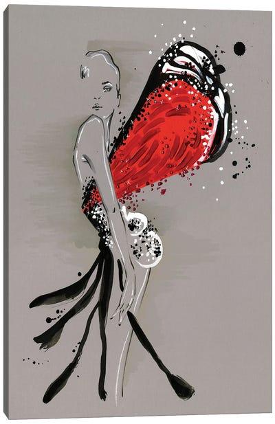 Farhad Re Haute Couture Canvas Art Print
