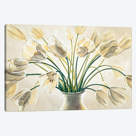 Bouquet di tulipani Canvas Print #EBR1} by Eva Barberini Canvas Art