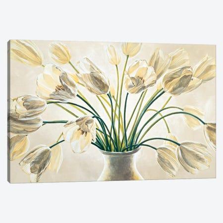 Bouquet di tulipani Canvas Print #EBR1} by Eva Barberini Canvas Art