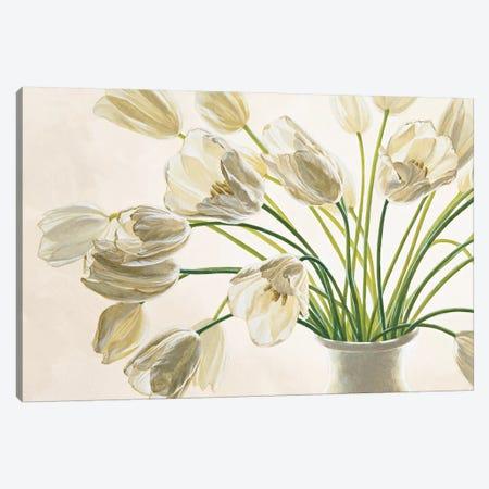 Bouquet di tulipani Canvas Print #EBR3} by Eva Barberini Canvas Artwork