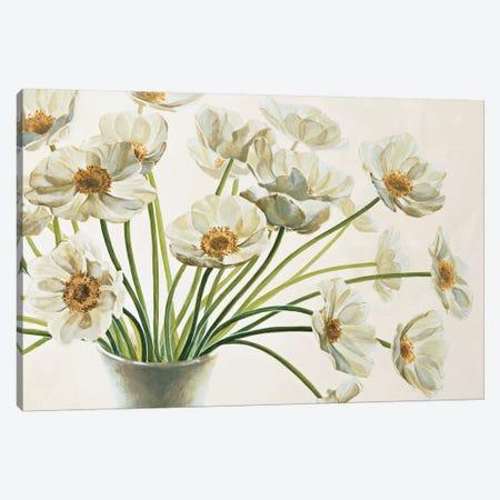 Bouquet di anemoni Canvas Print #EBR4} by Eva Barberini Canvas Art Print