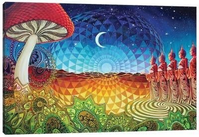 Buddha Bliss Canvas Art Print