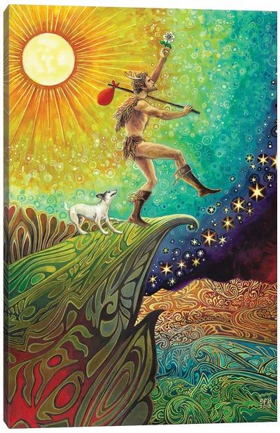 The Fool Canvas Art Print