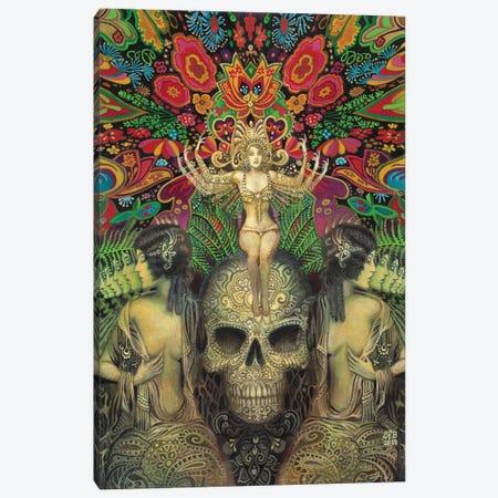 The Mind Garden Canvas Print #EBV30} by Emily Balivet Canvas Print