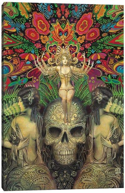 The Mind Garden Canvas Art Print
