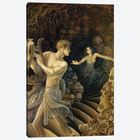 Orpheus And Eurydice Canvas Print #EBV38} by Emily Balivet Canvas Art Print
