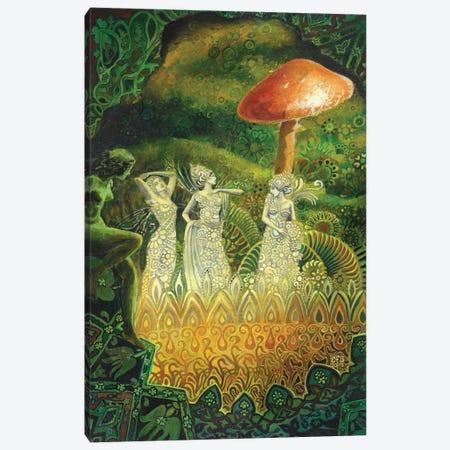 Tuatha Dé Danann Canvas Print #EBV53} by Emily Balivet Canvas Art Print