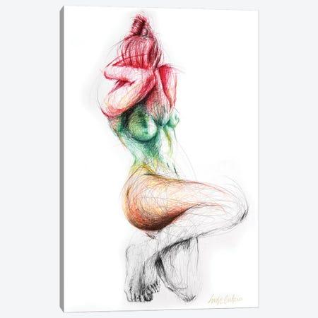 Mixcolors Canvas Print #ECE100} by Erick Centeno Canvas Art Print