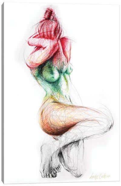 Mixcolors Canvas Art Print