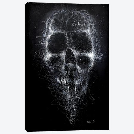 Darkness Canvas Print #ECE12} by Erick Centeno Canvas Art Print