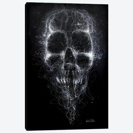 Darkness Canvas Print #ECE12} by Erick Centeno Canvas Art Print
