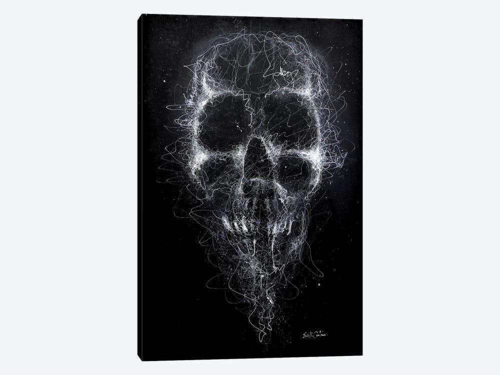 Darkness by Erick Centeno 1-piece Canvas Print