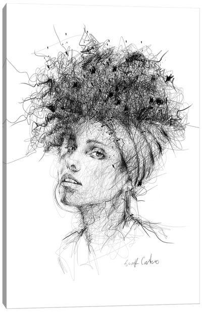 Alicia Keys Canvas Art Print
