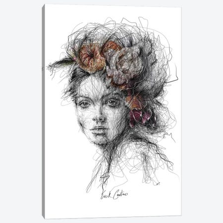 Floral Thoughts II 3-Piece Canvas #ECE21} by Erick Centeno Canvas Artwork