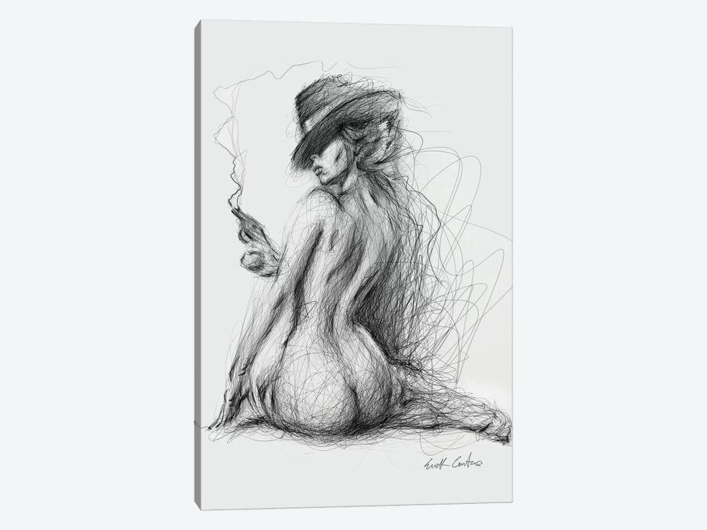 Glen Orbik Tribute by Erick Centeno 1-piece Canvas Artwork