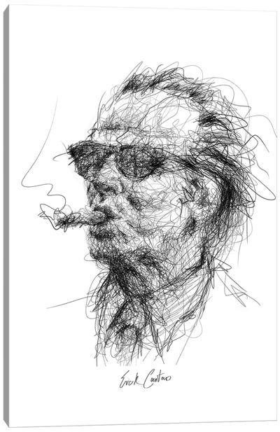Jack Canvas Art Print