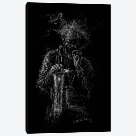 Joe Henderson Canvas Print #ECE34} by Erick Centeno Canvas Wall Art