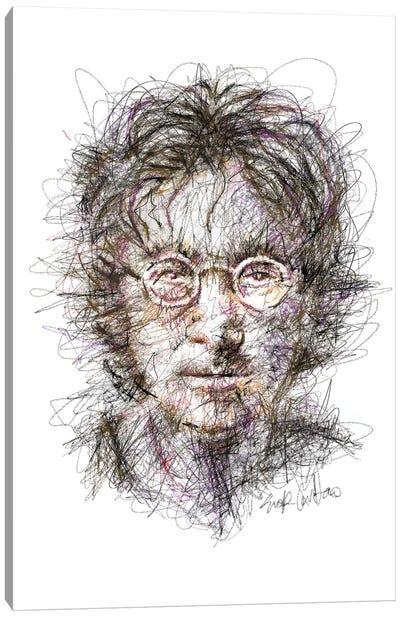 Lennon  Canvas Art Print