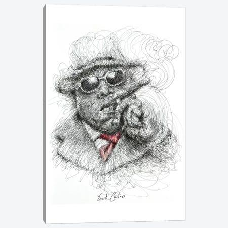 Notorious 3-Piece Canvas #ECE41} by Erick Centeno Canvas Artwork